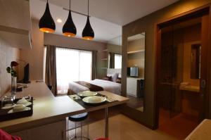 Student Park Hotel Apartment, Апарт-отели  Джокьякарта - big - 7