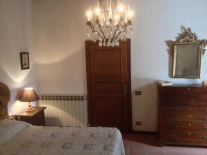 Il Roseto, Apartmány  Tavarnelle in Val di Pesa - big - 12