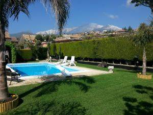 Etma, Bed & Breakfasts  Sant'Alfio - big - 61