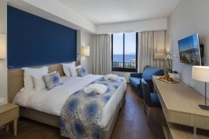 Hotel Helios - Ile des Embiez, Отели  Сис-Фур-Ле-Пляж - big - 6