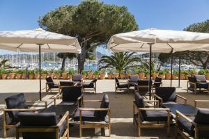 Hotel Helios - Ile des Embiez, Отели  Сис-Фур-Ле-Пляж - big - 72