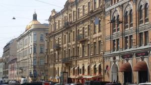Center City Flats - Hermitage, Apartmány  Petrohrad - big - 4