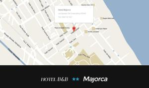 Hotel Majorca, Hotely  Cesenatico - big - 39