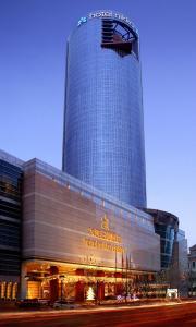 Hotel Nikko Dalian, Отели  Далянь - big - 57