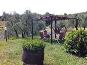 Agriturismo Fattoria Di Gratena, Farmházak  Pieve a Maiano - big - 35