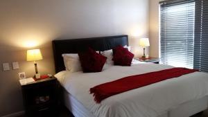 Kamer met Kingsize Bed - Fynbos