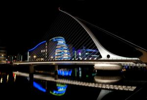 IFSC Dublin City Apartments by theKeyCollection, Apartmanok  Dublin - big - 2