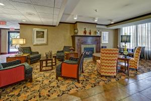 Hampton Inn Asheville – Biltmore Area, Hotely  Asheville - big - 19