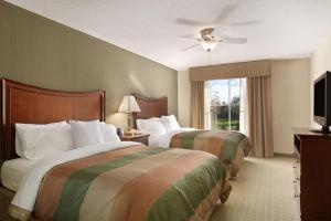 Queen Room with Two Queen Beds - Disability Access Non-Smoking
