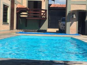 Casa em Piracaia, Дома для отпуска  Piracaia - big - 16