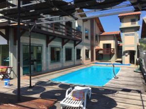 Casa em Piracaia, Дома для отпуска  Piracaia - big - 6