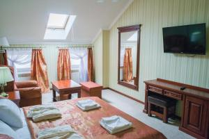 Sapsan, Hotels  Ternopil' - big - 38