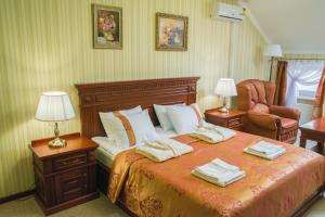 Sapsan, Hotels  Ternopil' - big - 39