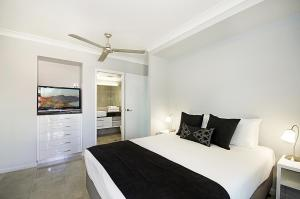 Mariners North Holiday Apartments, Apartmánové hotely  Townsville - big - 28
