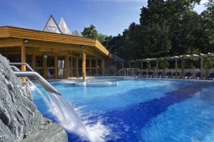 Danubius Health Spa Resort Hévíz, Rezorty  Hévíz - big - 56