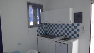 Mediterraneo Apartments, Apartmanhotelek  Arhángelosz - big - 8