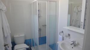 Mediterraneo Apartments, Apartmanhotelek  Arhángelosz - big - 4