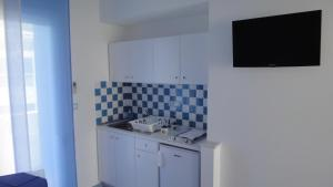 Mediterraneo Apartments, Apartmanhotelek  Arhángelosz - big - 9