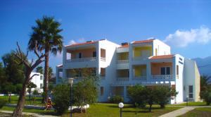 Byron Apartments, Apartmanok  Tingáki - big - 54