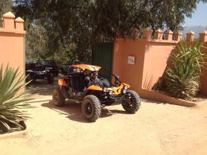 Maroc Lodge, Lodges  Amizmiz - big - 39