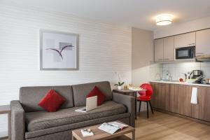 Apartmán s 1 ložnicí (4 dospělí)