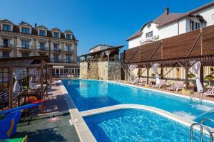 Marinus Hotel, Hotels  Kabardinka - big - 59