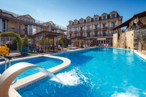 Marinus Hotel, Hotels  Kabardinka - big - 63