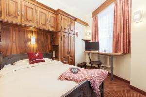 Le Petit CHARME-INN, Hotely  Zermatt - big - 6