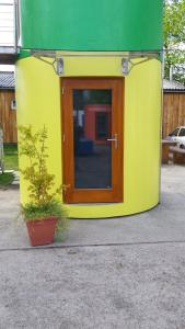 2er Tower with Shared Bathroom