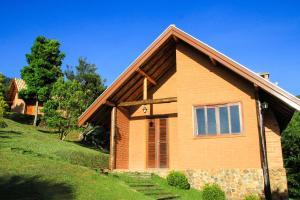 Chalés Alto dos Pires, Horské chaty  São Bento do Sapucaí - big - 44