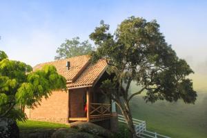 Chalés Alto dos Pires, Horské chaty  São Bento do Sapucaí - big - 47