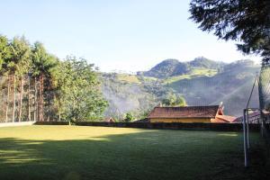 Chalés Alto dos Pires, Horské chaty  São Bento do Sapucaí - big - 43