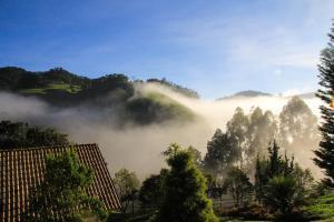 Chalés Alto dos Pires, Horské chaty  São Bento do Sapucaí - big - 2