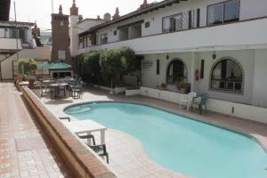 Hotel Las Dunas, Hotel  Ensenada - big - 11