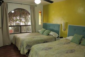 Hotel Las Dunas, Hotel  Ensenada - big - 5