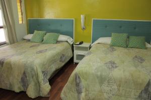 Hotel Las Dunas, Hotel  Ensenada - big - 8