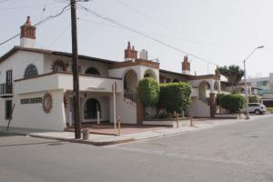 Hotel Las Dunas, Hotel  Ensenada - big - 21