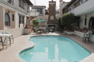 Hotel Las Dunas, Hotel  Ensenada - big - 10