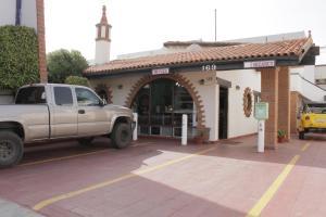 Hotel Las Dunas, Hotel  Ensenada - big - 12