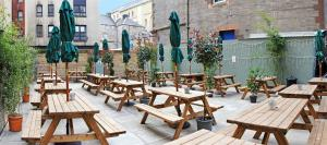Cowgate Hostel, Hostelek  Edinburgh - big - 25