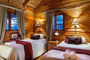 湖景两卧室小屋