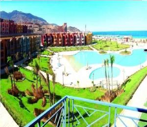 Two Bedroom Chalet at Porto Sokhna Water Front