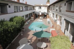 Hotel Las Dunas, Hotel  Ensenada - big - 14