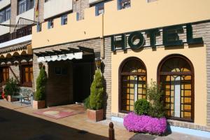 Hotel El Águila, Hotel  Utebo - big - 35