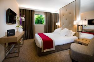 Privilège Hôtel Mermoz, Отели  Тулуза - big - 3
