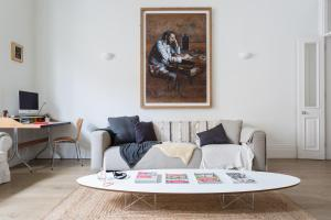 onefinestay - South Kensington private homes II, Apartmány  Londýn - big - 71