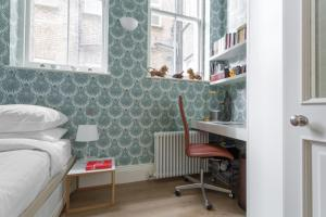 onefinestay - South Kensington private homes II, Apartmány  Londýn - big - 19