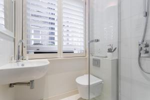 onefinestay - South Kensington private homes II, Apartmány  Londýn - big - 51