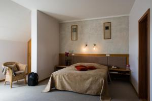 Hotel Santa, Отели  Сигулда - big - 38