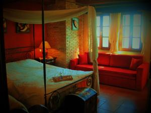 Muses Country House, Affittacamere  Zagora - big - 19